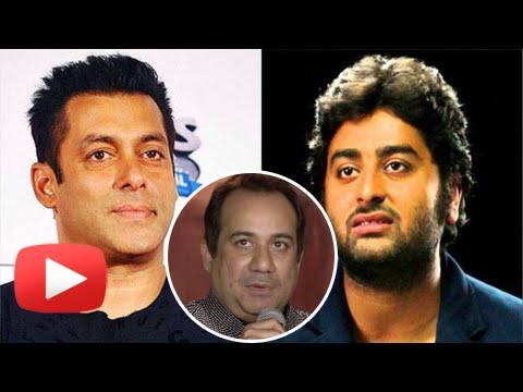 Rahat Fateh Ali Khan REACTS On Salman Khan Arijit Singh Fight | Jag Ghoomeya
