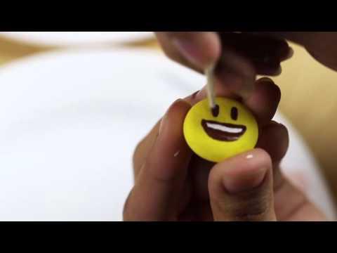 Prime DIY emoji magnets