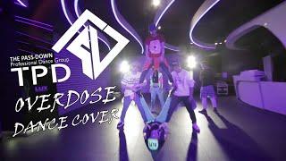 EXO - Overdose Dance Cover【台灣團隊挑戰韓國熱門舞曲】