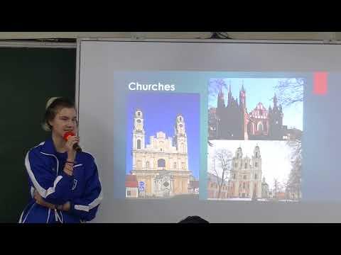 旅遊景點介紹 Introduction of tourist attractions-Lithuania
