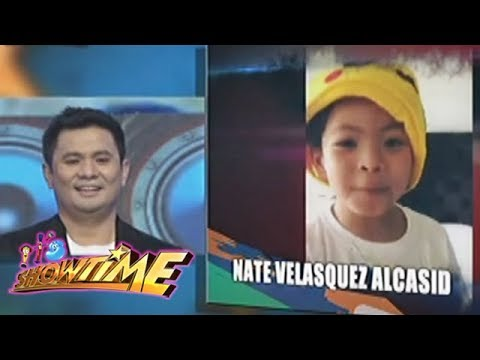 It's Showtime: Special video greeting from Ogies's children
