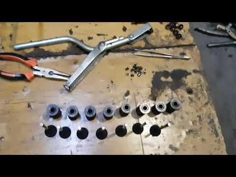 Замена Маслосъемных колпачков своими руками двигатель 4SFE