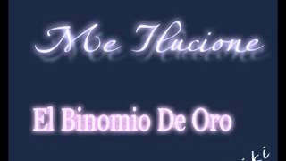 Me ilucione el binomio de oro vallenato pasos romanticos