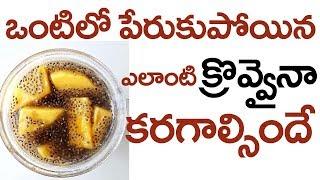 ఇది తాగితే ఎంతటి కొవ్వున్నా కరగాల్సిందే || Fat-Cutter Natural Drink In Telugu #SUMANTV