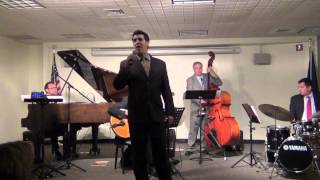 "Jerry Costanzo sings ""How Little We Know"" By, Hoagy Carmichael."