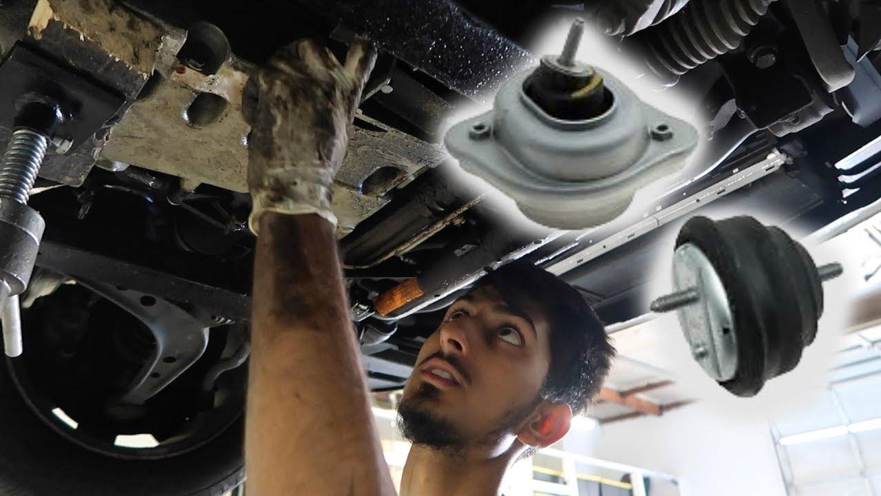 BMW E46 XI Engine Mount DIY