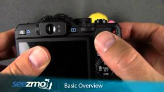 canon G15: Basic Overview