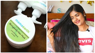 BhringAmla Hair Mask Review