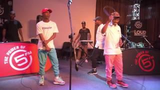 The Stir Up On 5fm Okmalumkoolkat Live