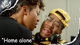 "Lil nelly| Episode 2| ""Home alone"""