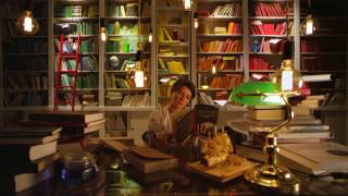 Волшебство в библиотеках СЗАО