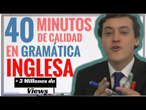 40 minutos de CALIDAD en gramática inglesa