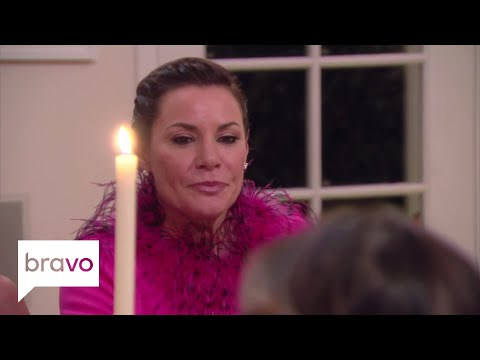 RHONY: This Might Be the Most Awkward Moment...EVER! (Season