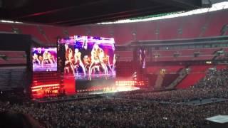 Beyoncé - Diva Live @ Wembley Stadium London 02/07/16