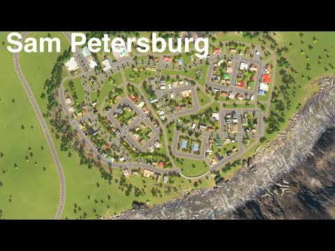 How to Build a Housing Estate | Ep 13 | Cities:Skylines - Real Town Planner Plays