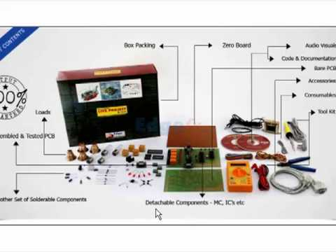 Edgefx Kits Features - Buy Electronics Projects Online India - YouTube