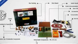 Edgefx Kits Features - Buy Electronics Projects Online India