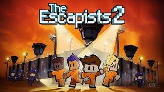 Подземный побег    The Escapists 2 #4