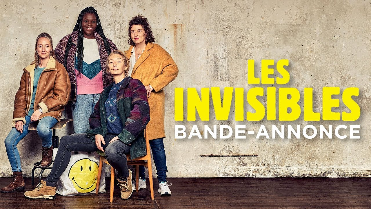 Les Invisibles - Bande-annonce officielle - YouTube