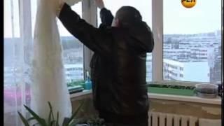 Отравление грибами круглый год(Жители дома 42/07 вышли на улицу из-за целого ряда проблем. В квартирах растут опасные для здоровья грибы,..., 2013-04-18T08:22:27.000Z)