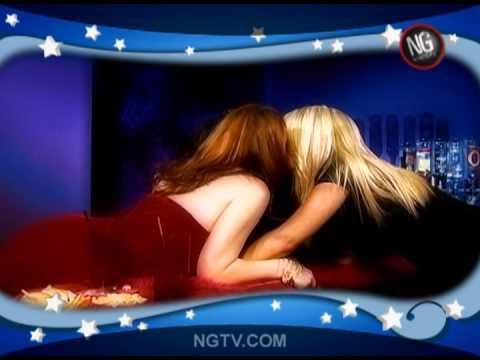 America Olivio & Julia Voth on Bitch Slap Pt.2 of 3