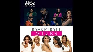The Roast of Love & Hip Hop Atlanta Season 7 episode 13 & Basketball wives Season 7 episode 5