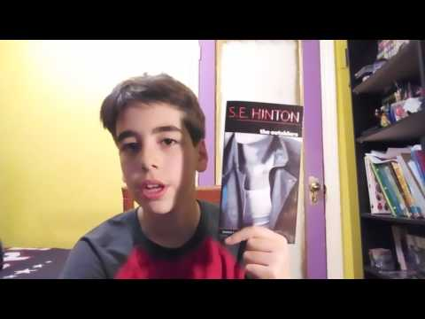 S.E. Hinton The Outsiders Book Review!