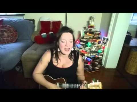 Hard Candy Christmas - Dolly Parton Ukulele Cover by Sally Mayhem