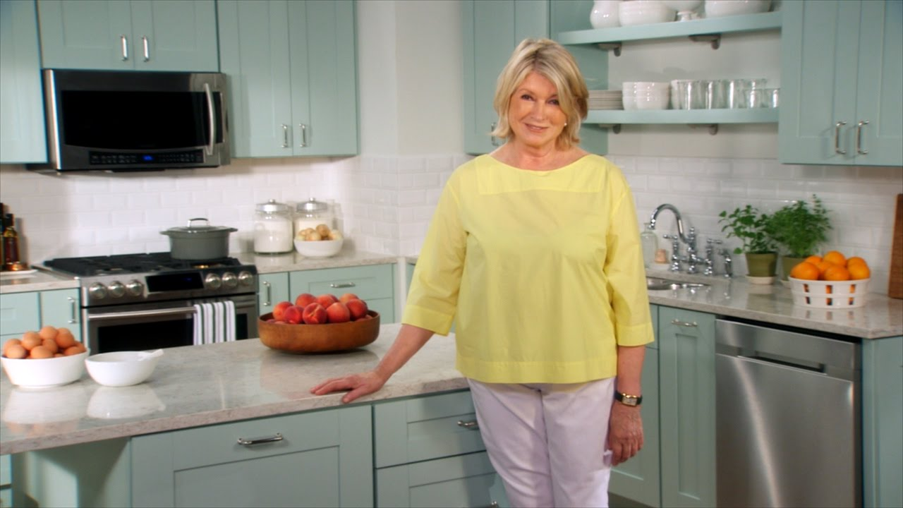 A Place For Everything Martha Stewart Youtube