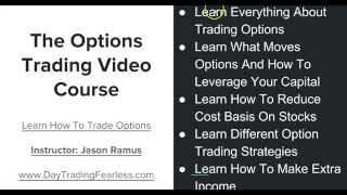 The Option Trading Video Course