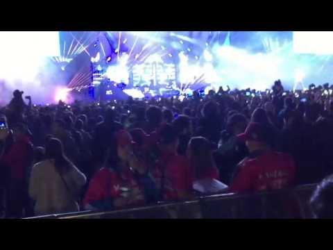 Justin Bieber Purpose Tour Bogota, Colombia 12/04/17
