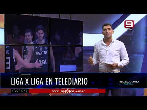 Liga x Liga: toda la actualidad del básquet (14-08-2019)