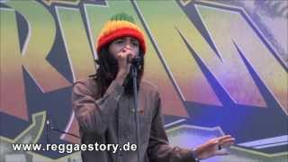 Protoje & The Indiggnation - Hail Ras Tafari - Summerjam 2013 - 4/5