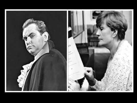 Ludmila Dvořáková/Antonín Švorc - Die Walküre: Finale (sung in Czech)