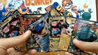 "Opening 5 ""FAKE"" Legendary Treasures Pokemon Booster Packs (HAHA SO MANY EX"