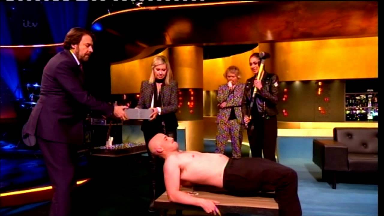 """Download """"Jonathan Goodwin & Nicole Scherzinger"""" The Jonathan Ross Show 4 Ep 10 09 March 2013 Part 5/6"""