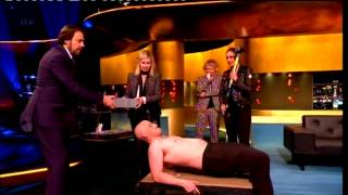 """jonathan Goodwin & Nicole Scherzinger"" The Jonathan Ross Show 4 Ep 10 09 March 2013 Part 5/6"