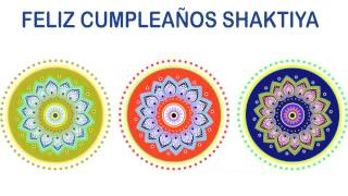 Shaktiya   Indian Designs - Happy Birthday