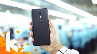 So werden Smartphones gebaut! (OnePlus 6T)