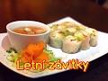 Vaření s EKV : LETNÍ ZÁVITKY ft. Renne Dang