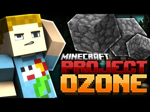 Minecraft: THE COBBLE DERP   Project Ozone - Ep: 04
