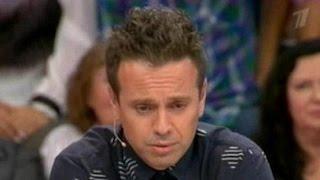 """Андрей Губин в программе """"Сегодня вечером"""" (2012)"""