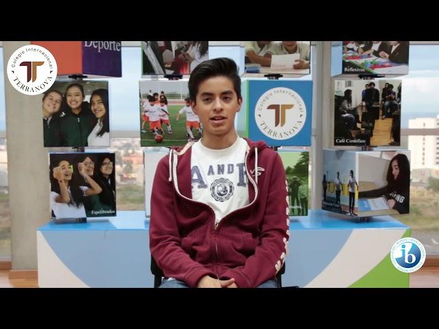 Testimonio ex-alumno terranova 2019 . 2