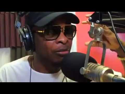 Richie talking about Arly Lariviere case Klass and nu look (atonalez )