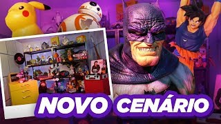 Video Novo CENÁRIO do CANAL NOSTALGIA download MP3, 3GP, MP4, WEBM, AVI, FLV Desember 2017