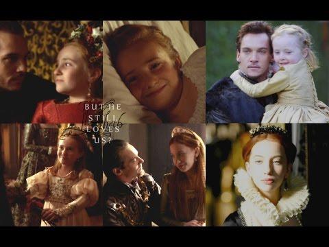 Henry VIII. & Elizabeth I. [& Robert Dudley]   I loved her first