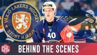 Elias Pettersson - The next Canucks Swedish superstar?