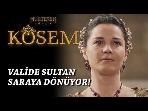 Muhteşem Yüzyıl: Kösem 12.Bölüm   Valide Sultan saraya dönüyor