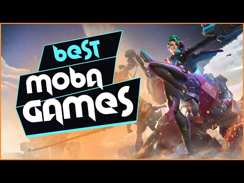 Top 10 MOBA games for android 2018