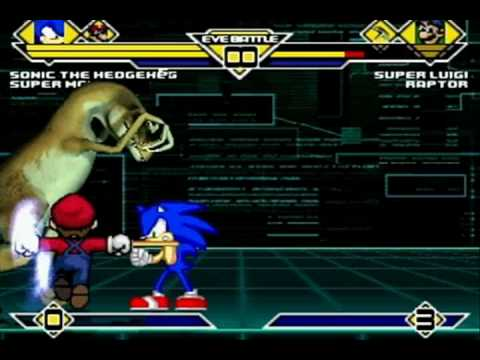 sonic me and super mario mugen survival superstar show part 3 youtube sonic me and super mario mugen survival superstar show part 3